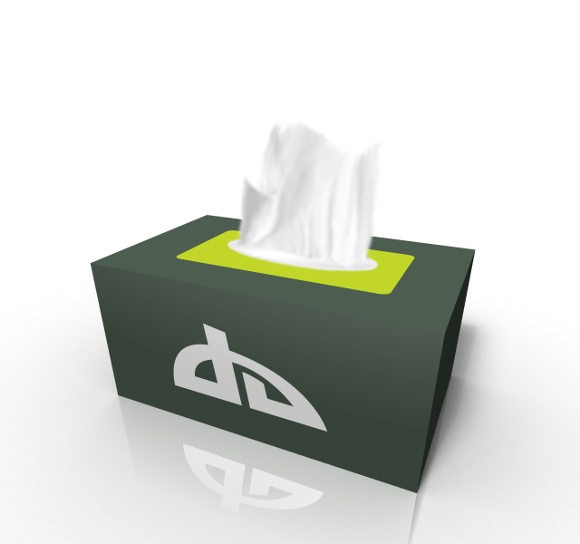 Deviantart Tissue Box Packaging Design