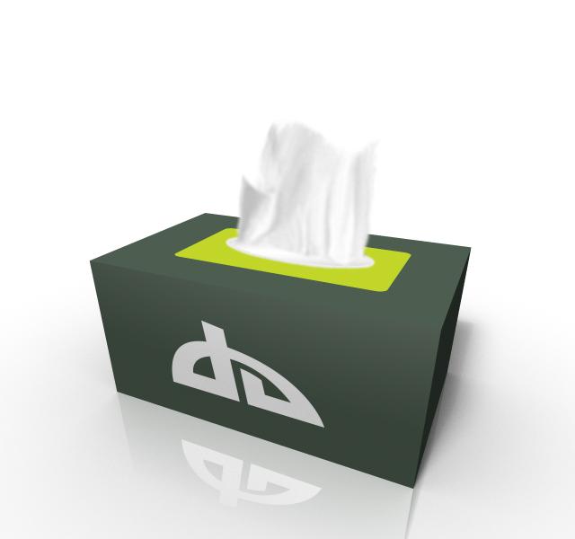Deviantart Tissue Box Packaging Design