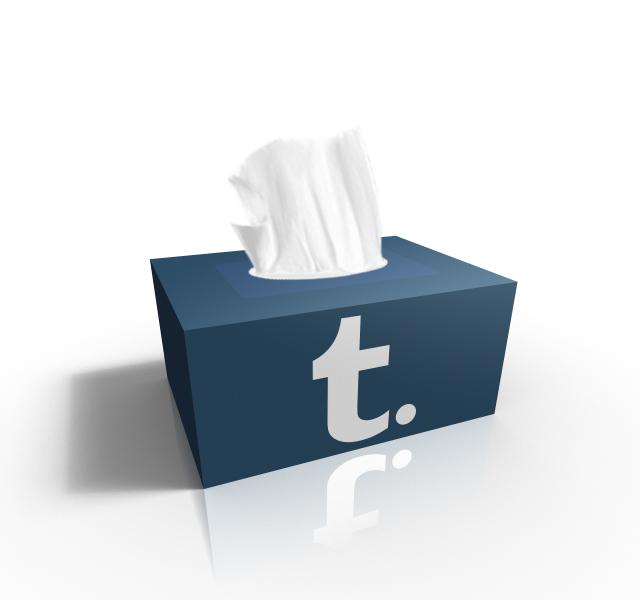 Tumbler Tissue Packaging Design