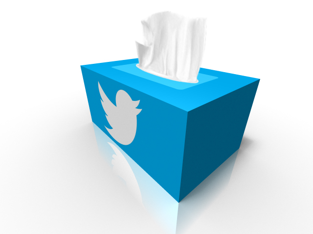 Twitter Tissue Box Packaging Design