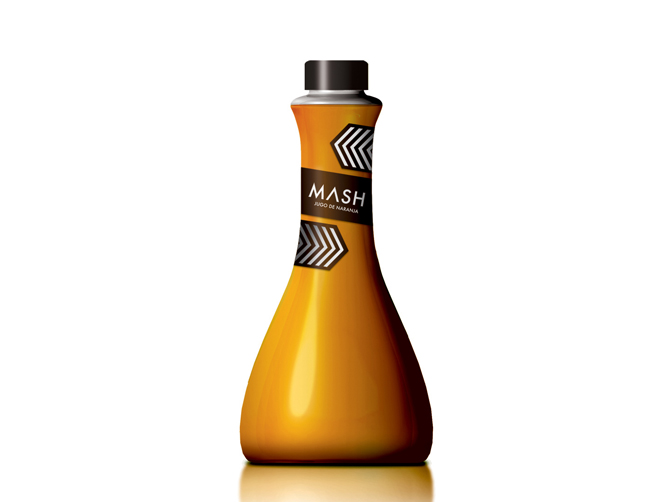 Mash Juice Bottle