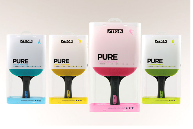 Pure Table Tennis Paddles