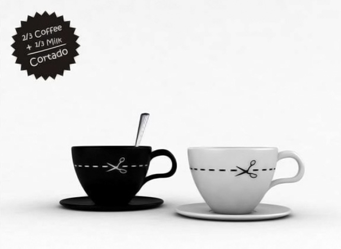 Cortado Coffee Mug