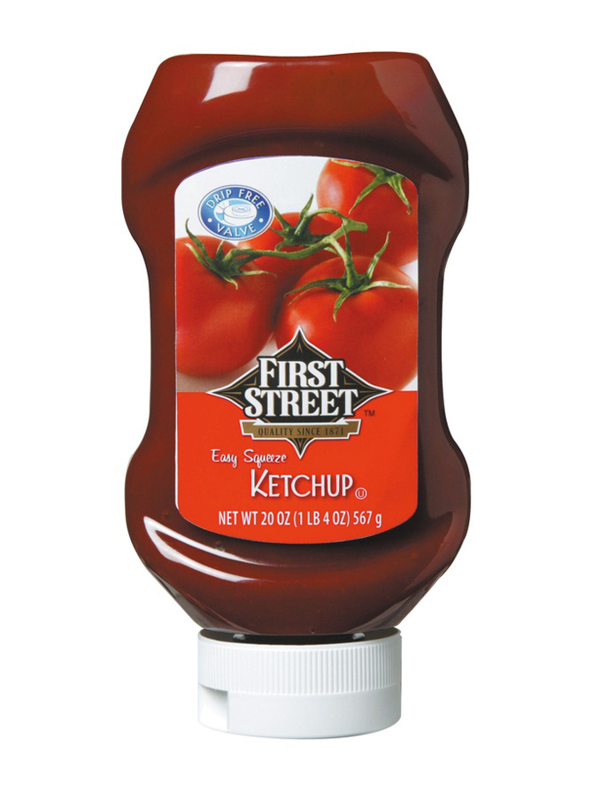 First Street Ketchup
