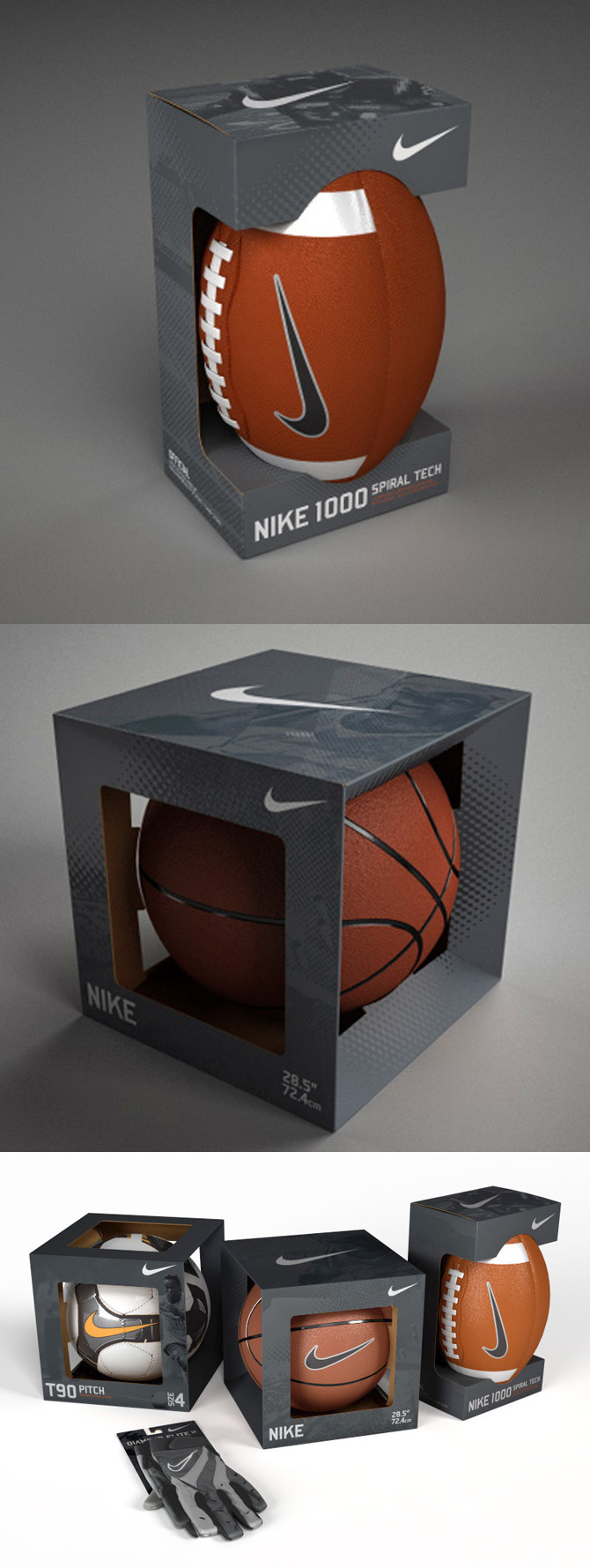 Nike packaging