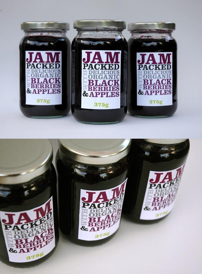 Organic jam