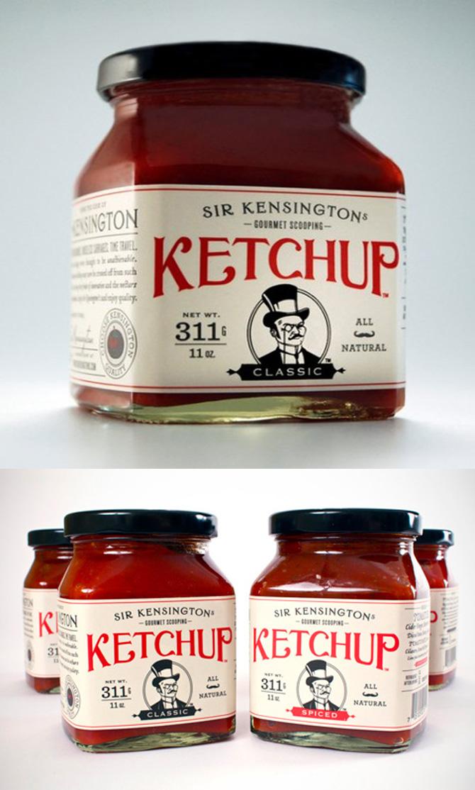 Sir Kensingtons Ketchup