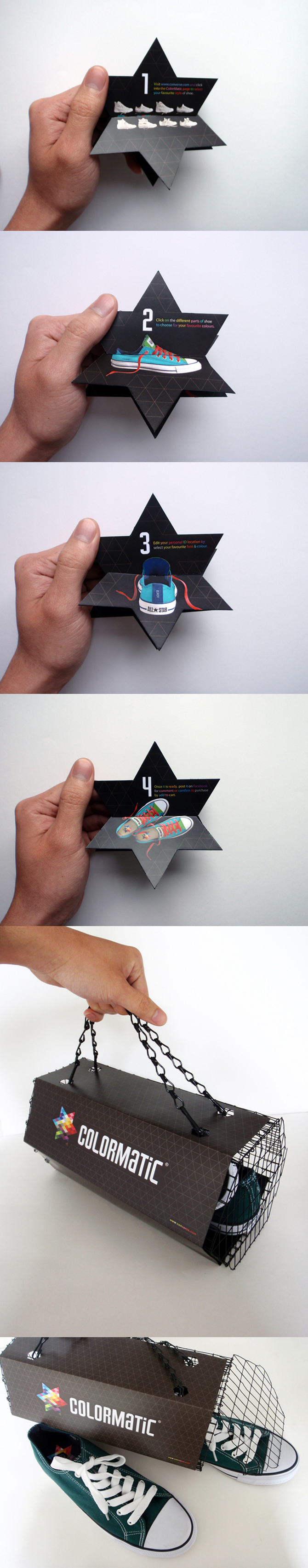 colormatic packaging