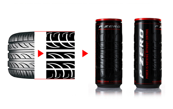 energy drink packaging