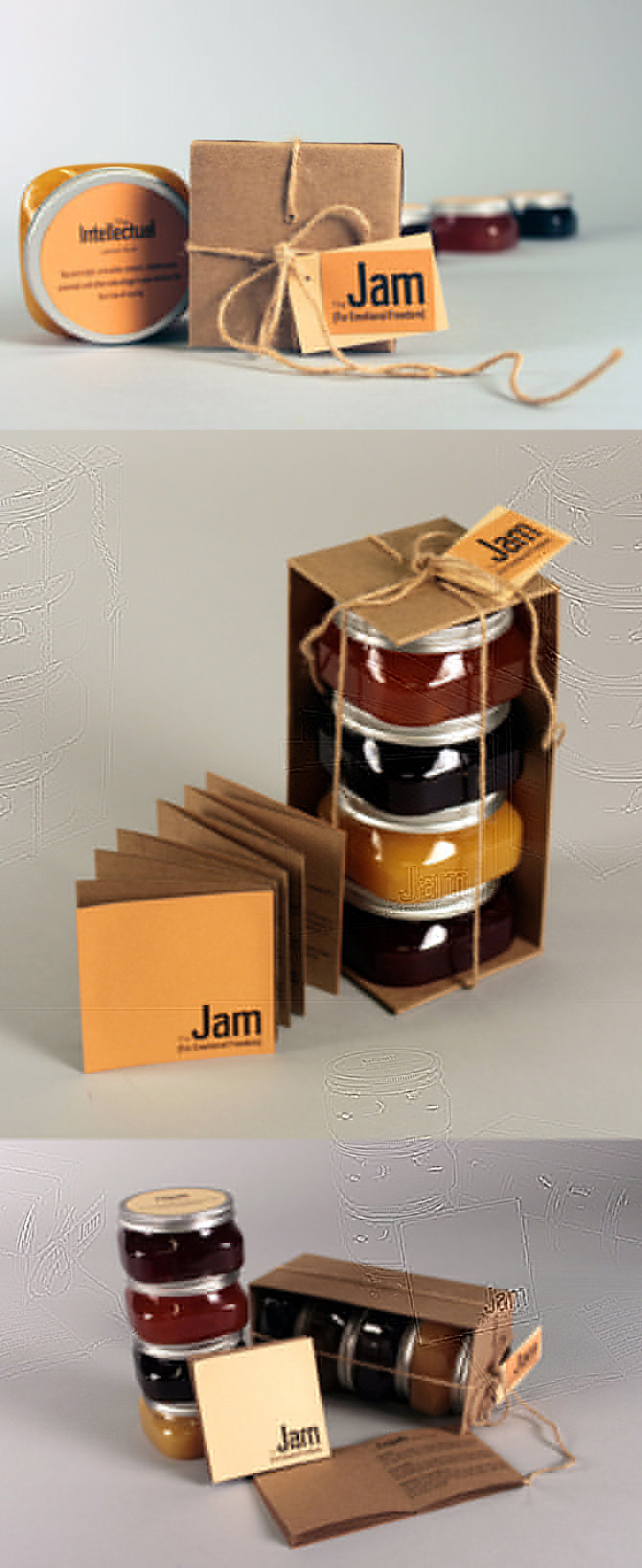jam packaging project
